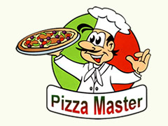 Pizza Master Logo
