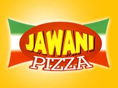 Jawani Pizza Logo
