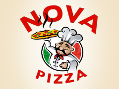Nova Pizza Logo