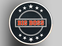 Pizzeria Big Boss 22 Logo