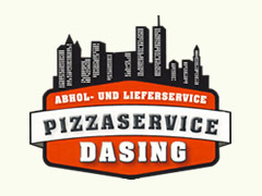 Pizzaservice Dasing Logo