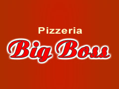 Pizza Big Boss Logo