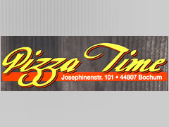 Pizzeria Pizza Time Logo