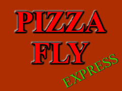 Pizza Fly Express Logo