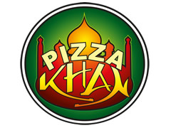 Khan Pizza 4 You Logo