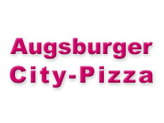 Augsburger City Pizza Logo