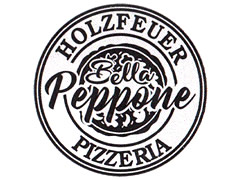 Holzfeuer Pizzeria Bella Peppone Logo
