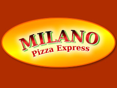 Pizza-Express Milano Logo