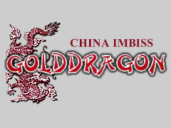 China Imbiss Golddragon Logo