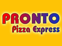 Pronto Pizza Express Logo