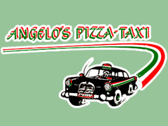 Angelos-Pizza-Taxi Logo