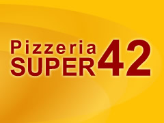 Pizzeria Super 42 Logo