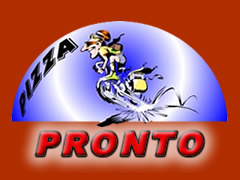 Pronto-Pizza Logo