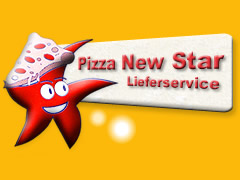 Pizza New Star Logo