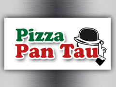Pizza Pan Tau Logo