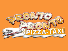 Pizza Pronto Pronto Logo