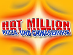 Pizza Hot Million Logo