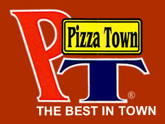 Pizza Town Logo