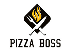 Pizza Boss Logo