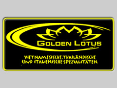 Golden Lotus Logo