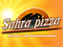 Sahra-Pizza Logo