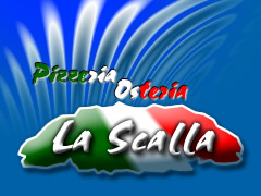 Pizza La Scalla Logo