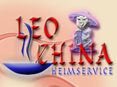 Leo China Heimservice Logo