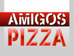 Amigos Pizza Logo