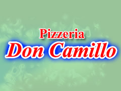 Pizzeria Don Camillo Logo