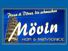 Pizza Mövin Logo
