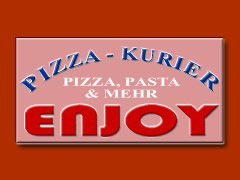 Pizza-Kurier Enjoy Logo