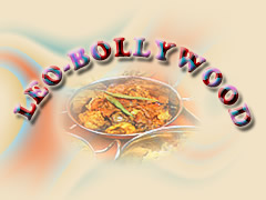 Indisches Restaurant Leo Bollywood Logo