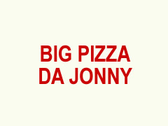 Big Pizza Da Jonny Logo