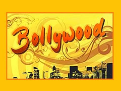 Bollywood Pizza Service Logo