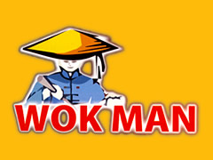 Wok-Man China Imbiss Logo