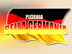 Pizzeria Bella Germania Logo