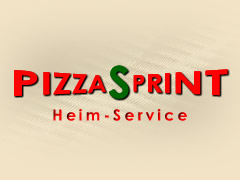 Pizza Sprint Logo