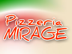 Pizzeria Mirage Logo