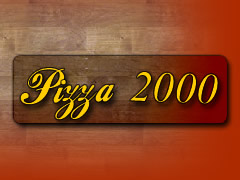 Pizza 2000 Logo