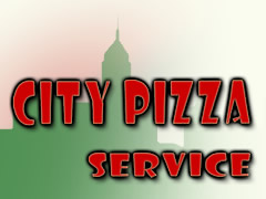 City Pizzaservice Logo