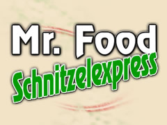 Mr. Food Schnitzel-Express Logo