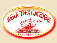 Asia Thai Imbiss am Zoo Logo