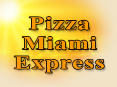 Pizza Miami Express Logo
