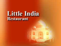 Little India Restaurant Logo