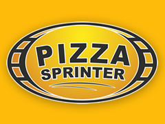 Pizza Sprinter Logo