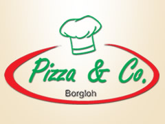 Pizza & Co. Logo