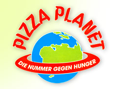 Pizza Planet Reutlingen Logo