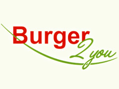 Burger 2 You Logo