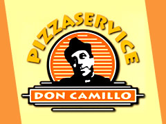 Pizzaservice Don Camillo Logo