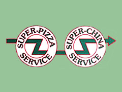 Super-Pizza-Service Logo